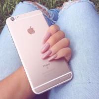 APPLE IPHONE 6S PLUS 64GB ROSE GOLD GSM FU GARANSI 1 TAHUN