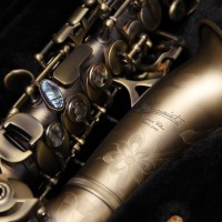 P.Mauriat PMSS 2400DK Professional Curved Soprano / Baby Saxophone