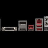 ASLI IMPORT - MSI B350M MORTAR (AM4, AMD PROMONTORY B350, DDR4,