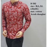 Baju Pria Kemeja Oriental Etnik Pria Lengan Panjang Baju Kerah Shangha