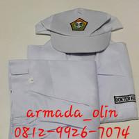 Baju Profesi anak Seragam anak dokter cilik No 7 Baju Karnaval anak
