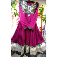 baju india import. abaya india ori. anarkali. maxi dress. Gamis india