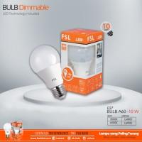 Lampu LED HOLZ 10 watt kuning