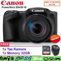 Canon Powershot SX430 IS Kamera Digital SX430 Promo Murah