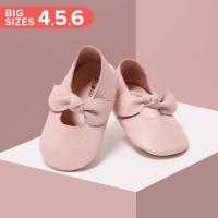 Mary Jane Ballet Shoes BIG - Soft Nude (Sepatu Bayi PYOPP)