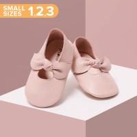 Mary Jane Ballet Shoes SMALL - Soft Nude (Sepatu Bayi PYOPP)