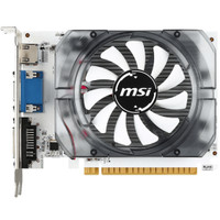 laris MSI GeForce GT 730 2GB DDR5 White PCB