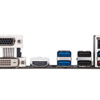 Gigabyte GA-A320M-HD2 (AM4, AMD Promontory A320, DDR4, USB3.1, SATA3)