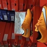 Sepatu Bola Nike Mercurial Veloce II FG Yellow Original