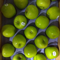 buah apel hijau/granny smith