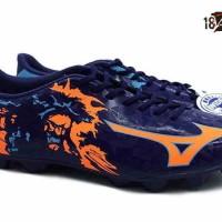 Sepatu Bola Mizuno Ryuou MD FG Blue Depths - Art P1GA189054