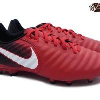 Sepatu Bola Nike Tiempo Ligera IV FG University Red - Art 897744616