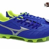 Sepatu Bola Mizuno Rebula V3 FG Strong Blue - Art P1GA188503