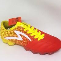 Update Sepatu Bola Specs Original Equinox Fg Emperor Red Yellow New