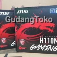 (Diskon) Motherboard MSI H110M-Gaming H110M Gaming