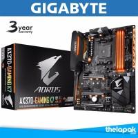 Motherboard Gigabyte Aorus RGB Fusion GA AX370 Gaming K7 for AMD AM4