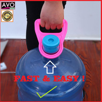 alat angkat galon air mineral praktis - aqua galon holder