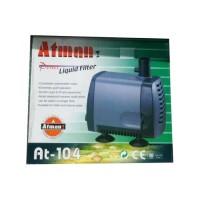 Atman AT-104 Pompa Air Hidroponik / Akuarium 2000 Liter/Jam 38 Watt