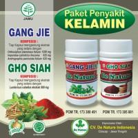 Obat Gonore / Kencing Nanah Herbal de Nature