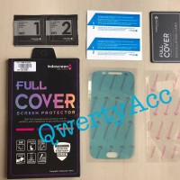 Anti Gores Indoscreen Samsung Galaxy S6 Edge Full Cover Front + Back