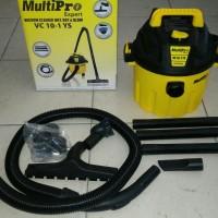 Mesin Blower Vacuum Cleaner Basah dan Kering Multipro Garansi 1 Tahun