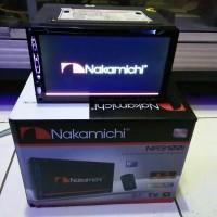 tv head unit nakamichi double din audio tape mobil tv mobil audio mobi