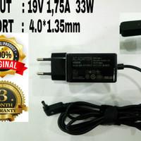Adaptor Charger Original Asus X200CA X200MA X201E X202E 19V-1.75A