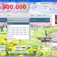 Aplikasi Konter HP 2.0 - Aplikasi - Program Kasir - POS - Penjualan