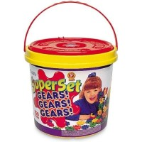 Learning Resources Gears-Gears Super Building - LER-9164