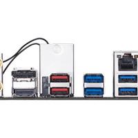 Gigabyte GA-AB350N-Gaming Wifi (AM4, AMD B350, DDR4, USB3.1, Mini ITX)