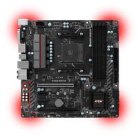 MSI B350M Mortar ( AM4, AMD Promontory B350, DDR4, USB3.1, SATA3