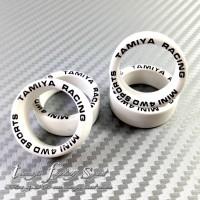 Rep Tamiya 95080 Tires Super Hard Low Profile / Ban M Marking W BMM08