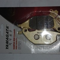 Kampas Rem & Dispad Belakang Satria Fu & Vixion & Jupiter MX