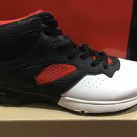 promo sepatu basket piero commander warna hitam putih ORIGINAL