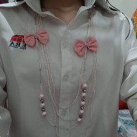 Kalung Wanita Pita Doll jaman kini aksesoris cocok untuk baju kamu