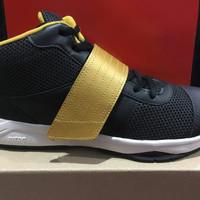 promo sepatu basket piero onimaru warna hitam gold ORIGINAL