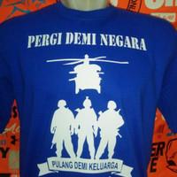 Kaos/Tshirt/Baju/Atasan Bela Negara