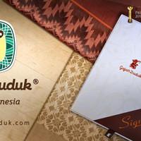 Sarung Gajah Duduk Signature