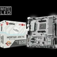 Motherboard MSI Amd B350M Mortar Arctic Socket AM4
