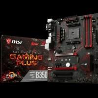 Motherboard MSI Amd B350 Gaming Plus Socket AM4
