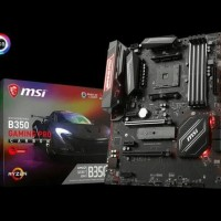 Motherboard MSI Amd B350 Gaming Pro Carbon Socket AM4