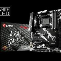 Motherboard MSI Amd X370 Krait Gaming Socket AM4