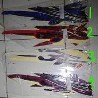 Striping lis&Stiker Body&Stiker Motor Mio Soul Gt 2013