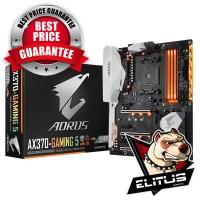 GIGABYTE AX370-Gaming 5 AM4 AMD X370 DDR4 Motherboard - GA-AX370