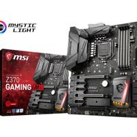 MSI Z370 Gaming M5 (LGA1151, Z370, DDR4, USB3.1, SATA3)