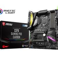 MSI Z370 Gaming Pro Carbon (LGA1151, Z370, DDR4, USB3.1, SATA3)