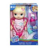 Mainan Boneka Baby Alive Better Now Bailey Blonde Doll C2691