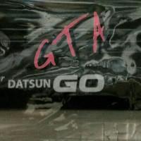 Talang Air Slim Mobil Datsun GO