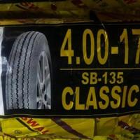 Paket Ban Swallow Classic 400-450/17 isi 2pcs