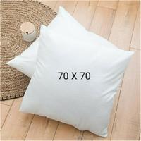 isi bantal lantai/sofa/kursi 70x70